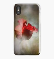 One Single Rose iPhone Case