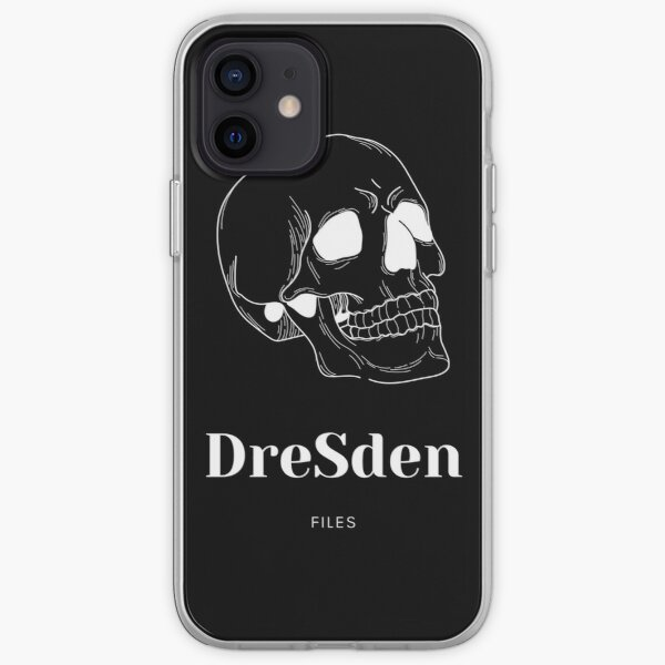 Dresden files iPhone Soft Case