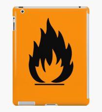 Flammable iPad Case/Skin