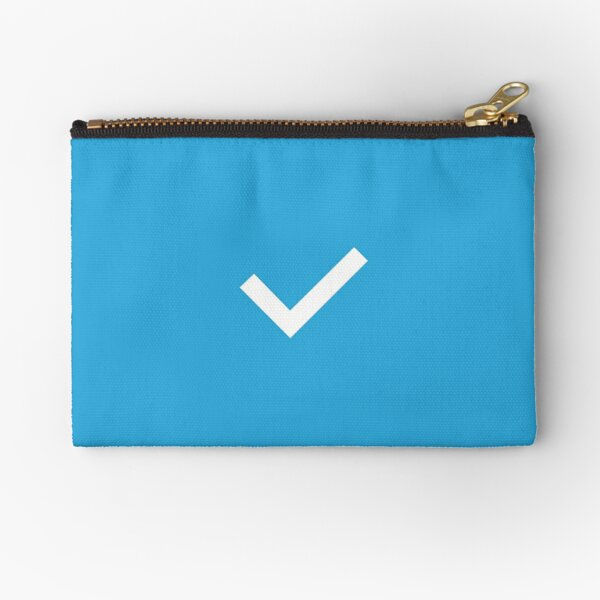 Checkbox (Done) Zipper Pouch
