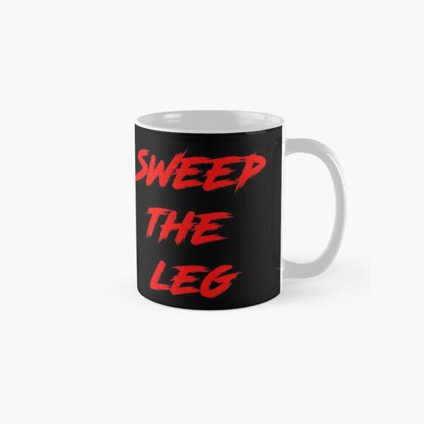 Cobra Kai Sweep The Leg Coffee Mug