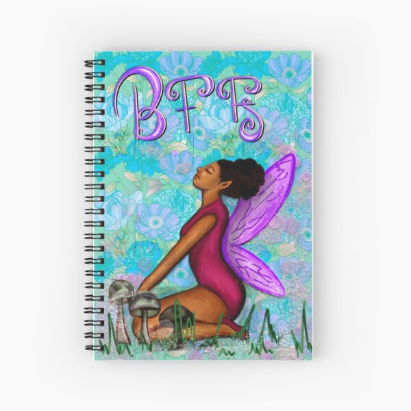 Your Favorite BFFS! Spiral Notebook