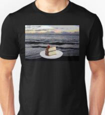 Cake by the Ocean Unisex T-Shirt