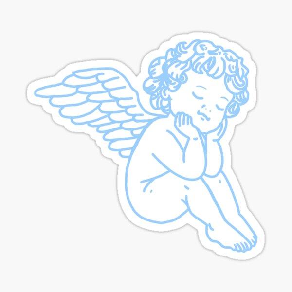 cherub Sticker