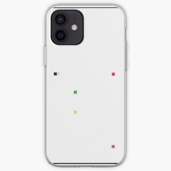 The 1975 abiior album graphic iPhone Soft Case