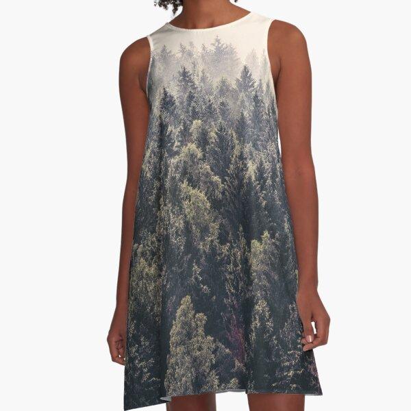 Come Home A-Line Dress