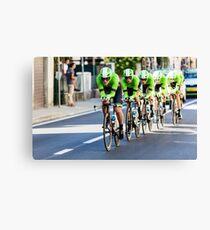 Belkin Pro Cycling Team Canvas Print