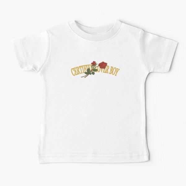 Certified Lover Boy Logo Merch - Drizzy Baby T-Shirt