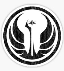 Old Republic (distressed) Sticker
