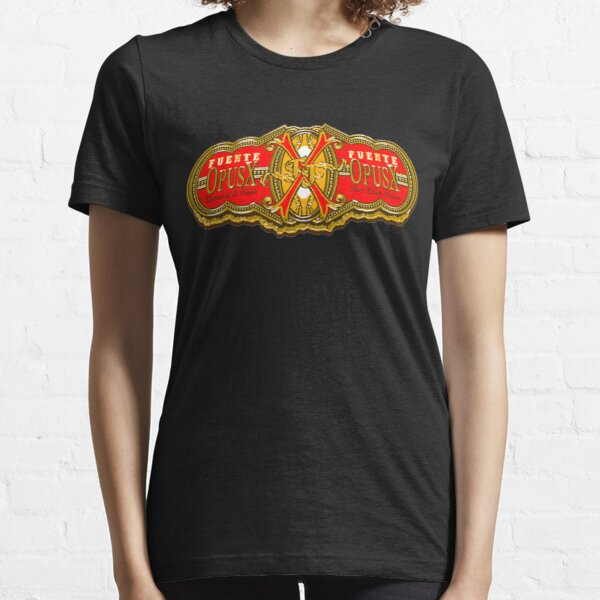 Cigarros Opus Camiseta esencial