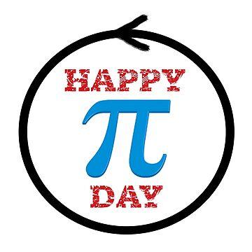 Happy Pi Day by DesignThinking