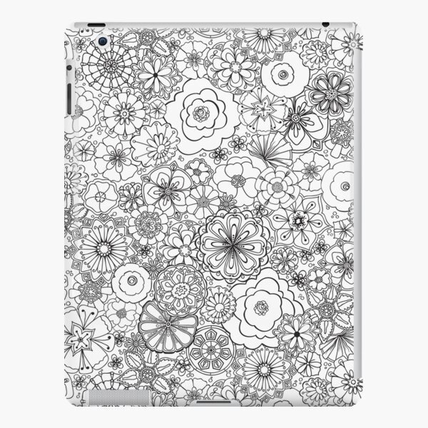 Sixties Stunners in Black and White iPad Snap Case