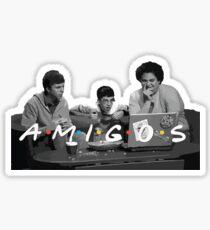 Amigos Sticker