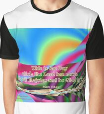 This is the Day which the Lord has made Graphic T-Shirt