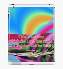 This is the Day which the Lord has made iPad Case/Skin
