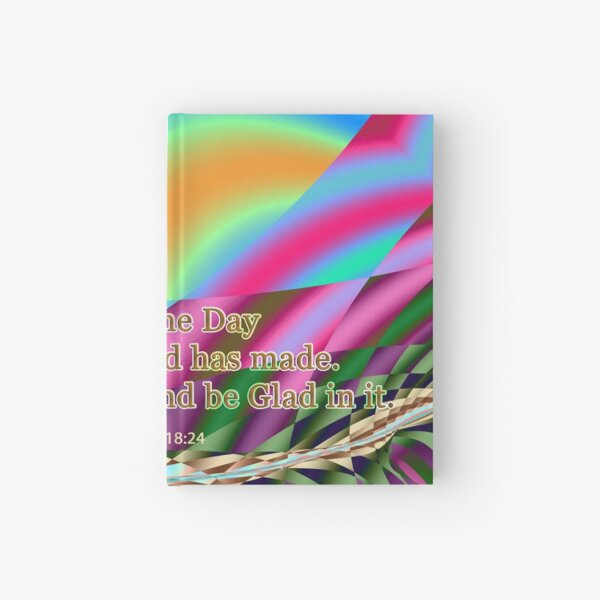 This is the Day which the Lord has made Hardcover Journal