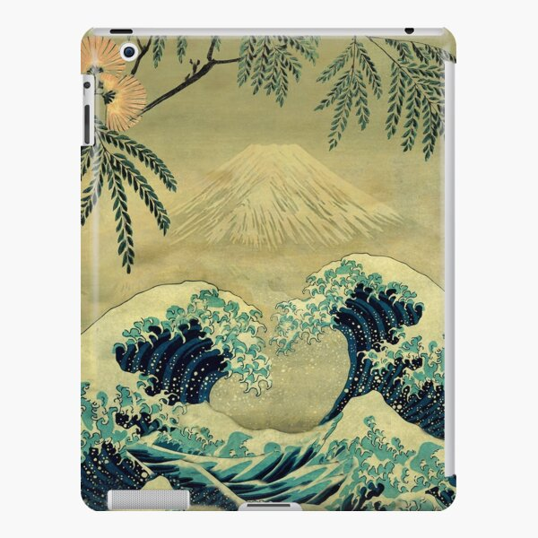 The Great Blue Embrace at Yama iPad Snap Case