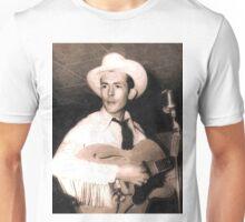 New Image Of Hank Williams Sr. Unisex T-Shirt