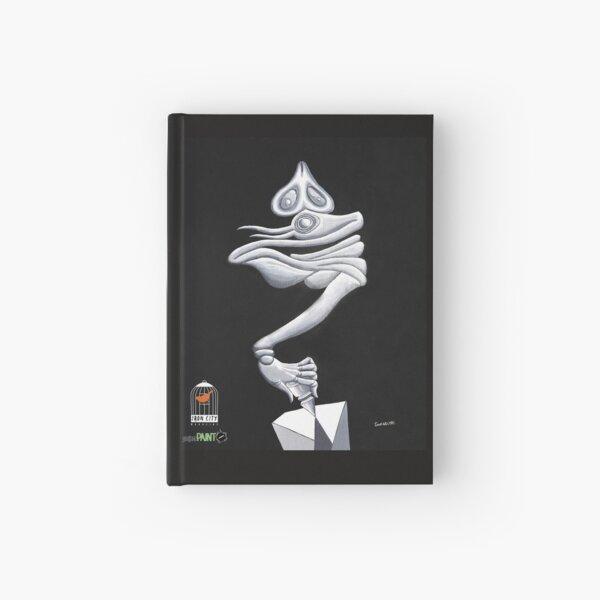 ISSUE 5 COVER ART Hardcover Journal