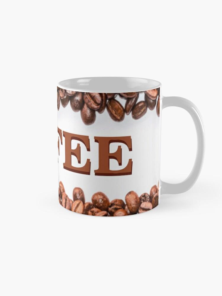 Alternate view of Classic Coffee Beans Mug