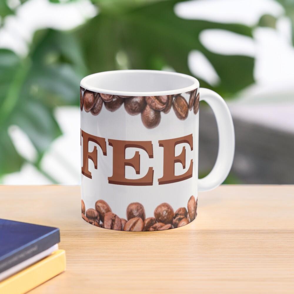 Classic Coffee Beans Mug