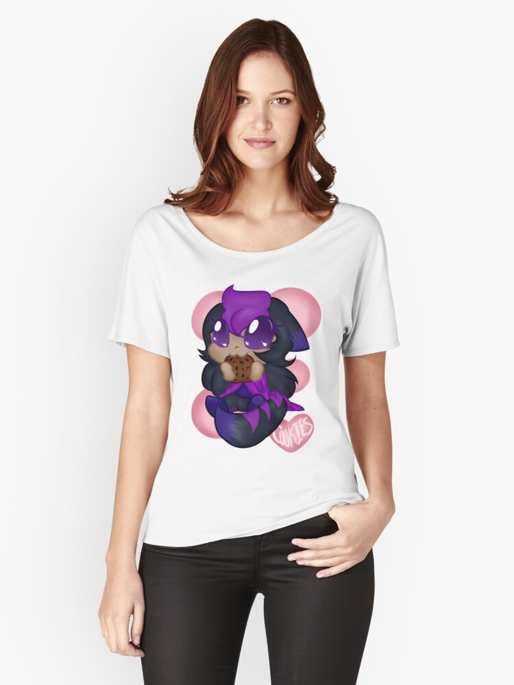 Cookie Love Women's Relaxed Fit T-Shirt Front