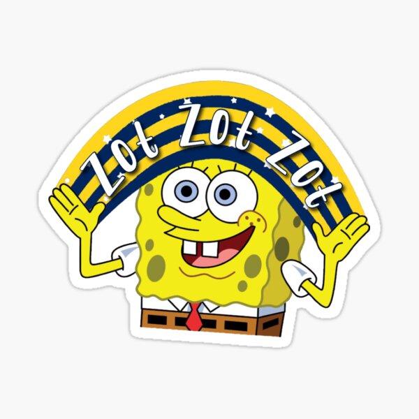 Imagination UCI Sticker