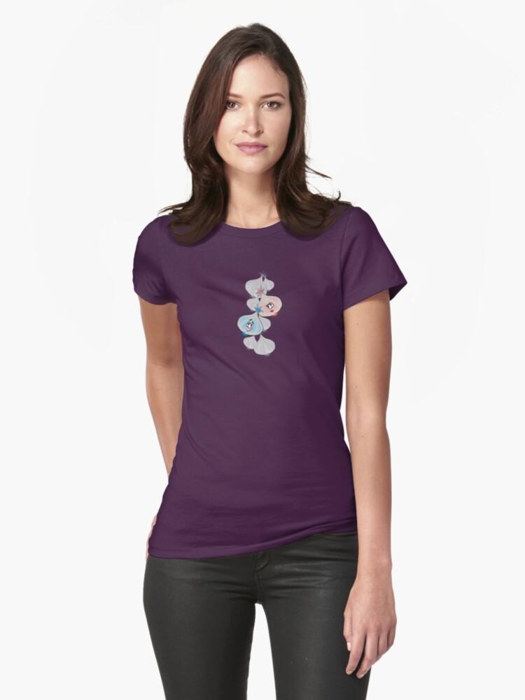 True (garlic) Love T-shirt by Jacqueline Eden