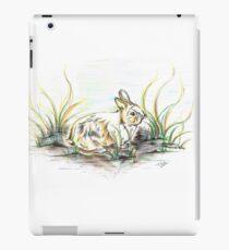 Rabbit so Unique iPad Case/Skin