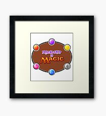 MLP: Friendship is Magic: The Gathering Framed Print