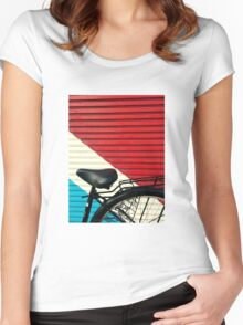 BikeLife Japan Women's Fitted Scoop T-Shirt