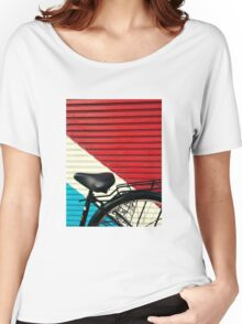 BikeLife Japan T-shirt femme coupe relax