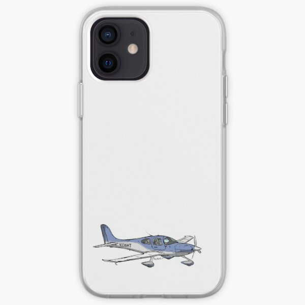 Cirrus SR-22 N336HT iPhone Soft Case