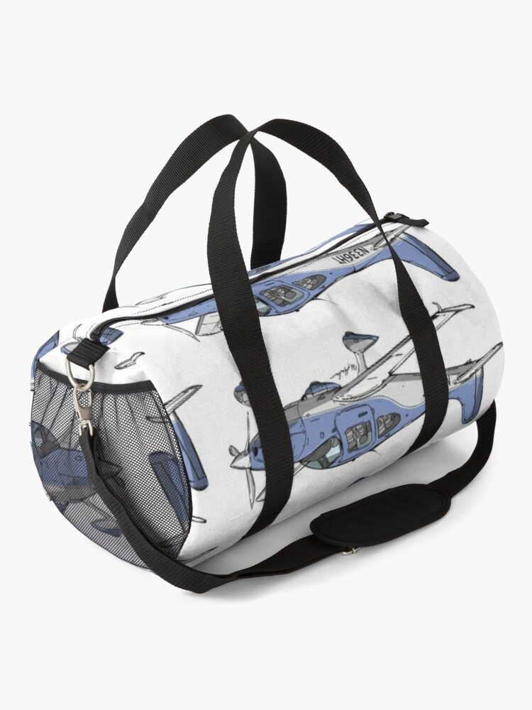 Alternate view of Cirrus SR-22 N336HT Duffle Bag