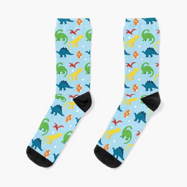Dino Fun 3 Socks