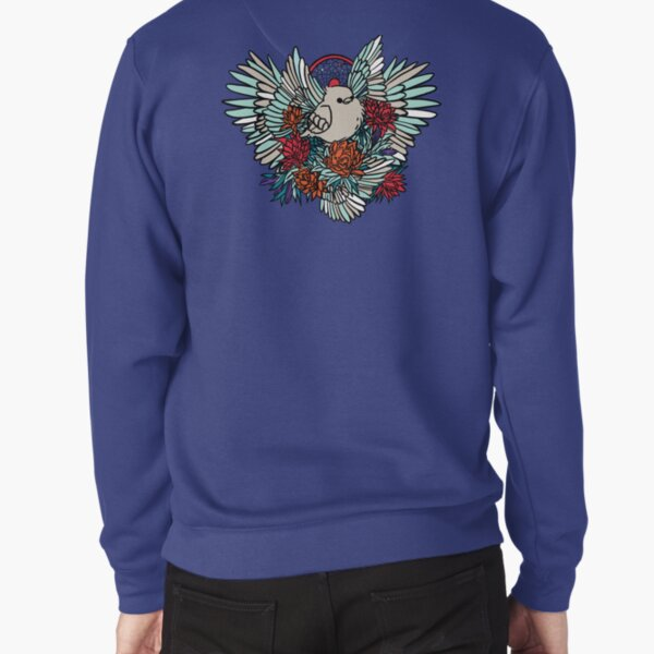 Fly Away Little Birdy Pullover Sweatshirt