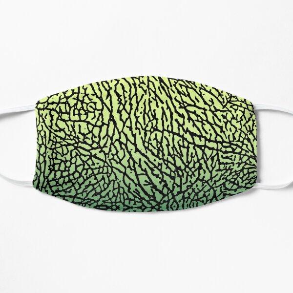 Green Elephant Flat Mask