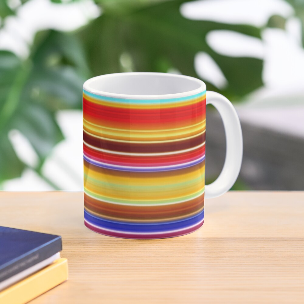 Stripes Stripes and More Stripes 1 Mug