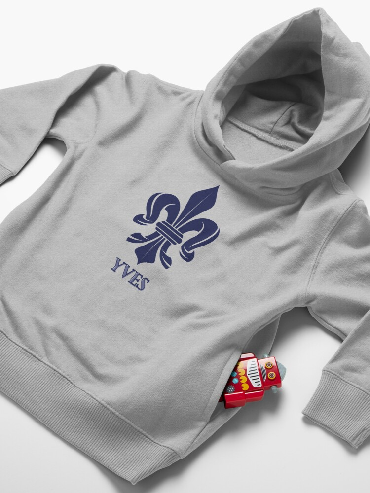Alternate view of Yves Toddler Pullover Hoodie