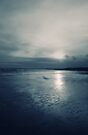 Blue Beach by Nigel Bangert