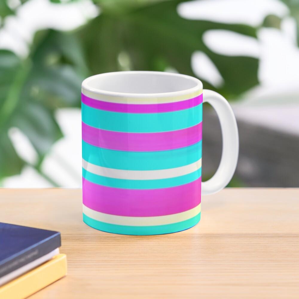 Stripes Stripes and More Stripes 2 Mug