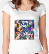 Aussie snapshot Women's Fitted Scoop T-Shirt
