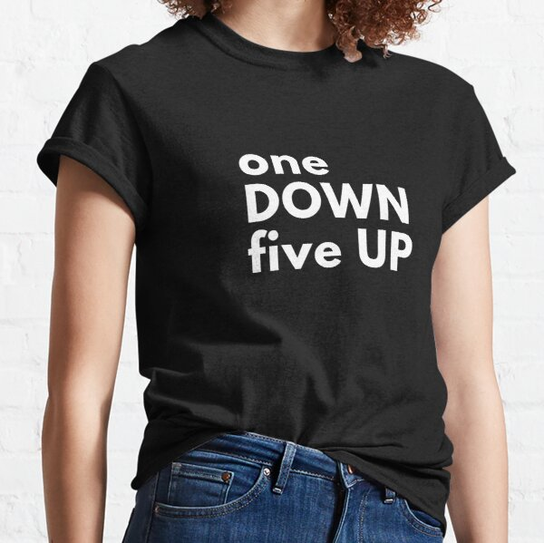 Biker Gears; one down, five up Classic T-Shirt