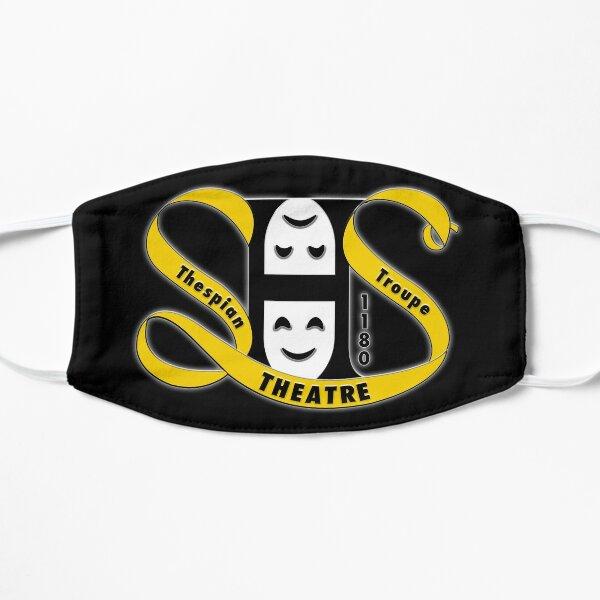 SHS - Starkville High School - Thespian Troupe 1180 Logo Mask