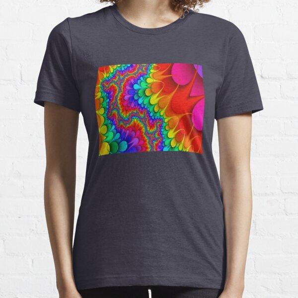 Swirls, Swirls, and Whirls design 3 Essential T-Shirt
