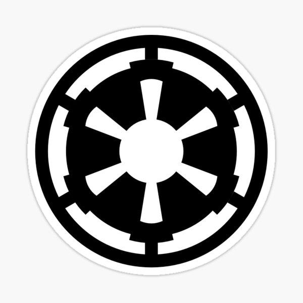 Empire - mini Sticker