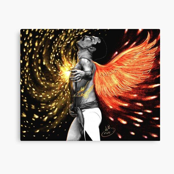 Phoenix Fred Canvas Print
