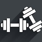 Free Weights Symbol by Tony Herman