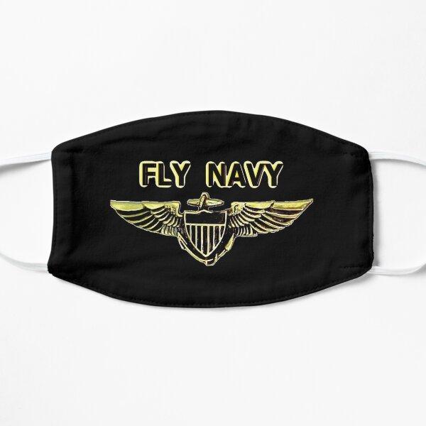 Naval Aviator Wings Flat Mask