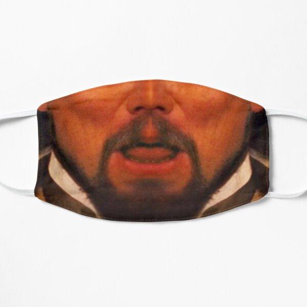 Leonardo DiCaprio Django Laughing Flat Mask